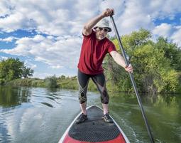 Stand up paddling für Anfänger - Pullach Isar, Anfängerkurs - ca. 2-3 Stunden