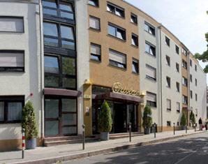 Städtetrips Hotel Cristal