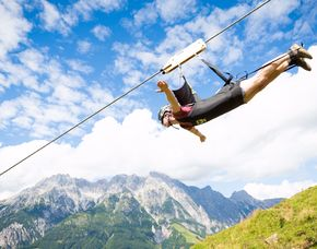 Flying Fox XXL - Leogang Zipline XXL - 30 Minuten