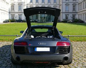 Audi fahren - Tickets finden und buchen