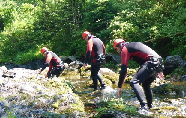 canyoning-tour-goslar-action