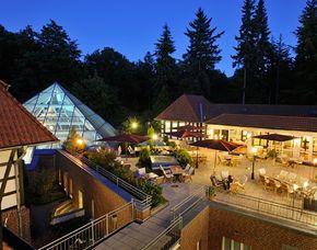 Wellnesshotels für Zwei VILA VITA Burghotel