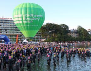Ballonfahren   Itzehoe 60 - 90 Minuten