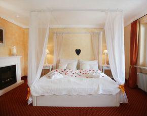 Kuschelwochenende (Voyage d´Amour für Zwei) Romantik Hotel Sonne - 3-Gänge-Menü