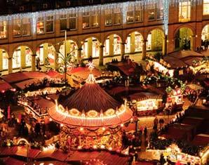 Weihnachtsmarkt Kurztrip - 1ÜN - Dresden AZIMUT Hotel Dresden