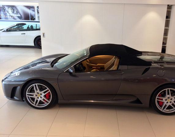 Ferrari selber fahren St. Valentin - 90 Minuten Ferrari 430 Spider F1 - Ca. 1,5 Stunden