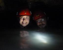 Bild Höhlentrekking - Faszinierende Expedition in die Unterwelt