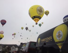 Ballonfahrt Schleswig