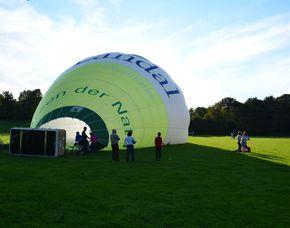 Ballonfahren   Duisburg 60 - 90 Minuten