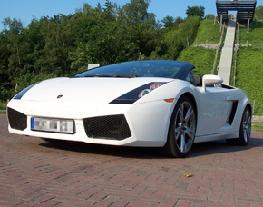 Lamborghini selber fahren - Lamborghini Gallardo - Gelsenkirchen Lamborghini Gallardo - 60 Minuten mit Instruktor