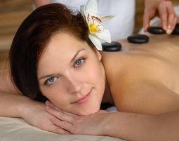 Hot Stone Massage - Stockheim für Frauen