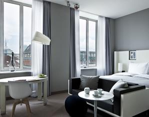Boutique- und Designhotels für Zwei Sofitel Hamburg Alter Wall