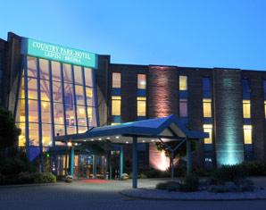 Zauberhafte Unterkünfte für Zwei Country Park-Hotel Leipzig/Brehna