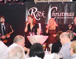 Dinner mal anders (Weihnachtsdinner Rock Christmas) - 4-Gänge-Menü - Schützenhof - Paderborn 4-Gänge-Menü