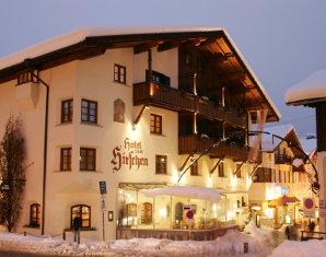 Schlemmen & Träumen für Zwei Hotel zum Hirschen - 5-Gänge-Menü
