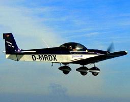 Privatrundflug mit Flugtheorie Grefrath