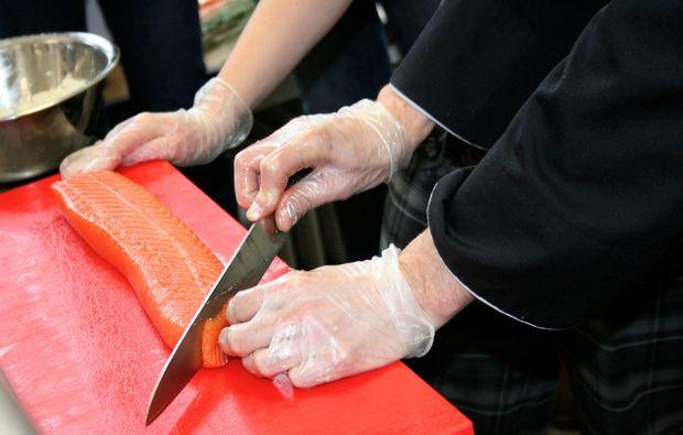 sushi-kochkurs-meerbusch-lachs