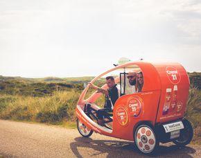 Stadtrundfahrt Velotaxi-Tour