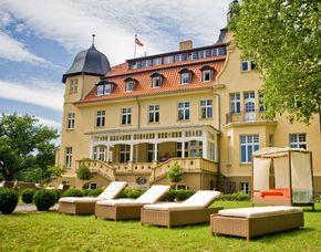 Kuschelwochenende Schlosshotel Wendorf - 3-Gänge-Menü