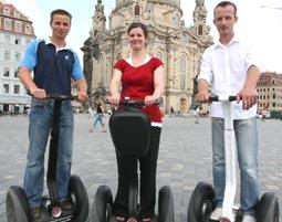 Segway Citytour Dresden City-Tour - Ca. 2 Stunden