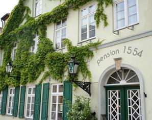 Kurzurlaub für Zwei_Wismar Pension 1554 - Besuch Hansesektkellerei