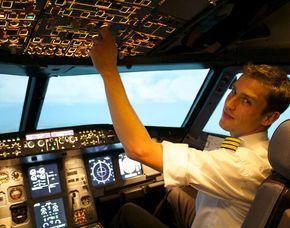 Flugsimulator - Airbus A320 - 1 Stunde Airbus A320 - 60 Minuten