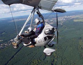 Trike Rundflug  - Strausberg 30 Minuten