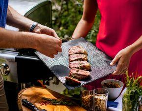 Fleischkochkurs (Dry Aged Beef + Steak-Grillworkshop) Steak-Grillkurs, inkl. Getränke