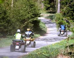 Quad Tour Bergisch Gladbach