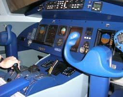 Flight Simulator Dornier 328Jet Gröbenzell Dornier 328 Jet - 60 Minuten