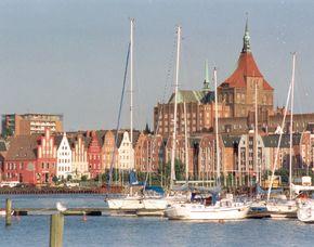 Kurztrip ans Meer für Zwei - Rostock arcona Hotel Die kleine Sonne