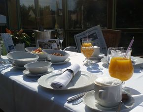 Frühstückszauber für Zwei Frühstück, inkl. Kaffee & Tee