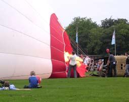 Ballonfahren   Koblenz 60 - 90 Minuten