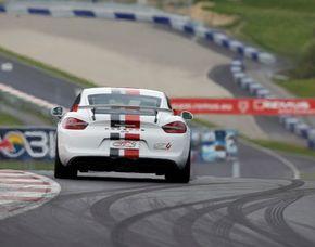 Rennwagen selber fahren - Porsche Cayman GT4 - 10 Runden Porsche Cayman GT4 - 10 Runden - Hockenheimring