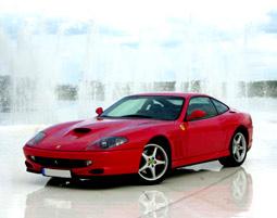 Ferrari Rundfahrt - Ferrari F550 Maranello - Hannover Ferrari F550 Maranello - 20 Minuten als Co-Pilot