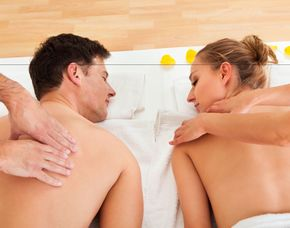 Wellness-Auszeit für Zwei Ganzkörpermassage