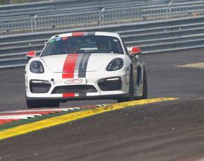 Renntaxi - Porsche Cayman GT4 - 1 Runde Porsche Cayman GT4 - 1 Runde - Nürburgring Nordschleife