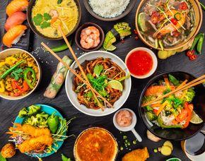 Asiatische Küche   Otterfing Asiatische Küche - Mehr-Gänge-Büffet, inkl. Getränke