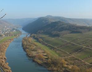 Weinbergwanderung über den steilsten Weinberg Europas