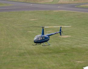 Hubschrauber fliegen - Dinslaken 20 Minuten