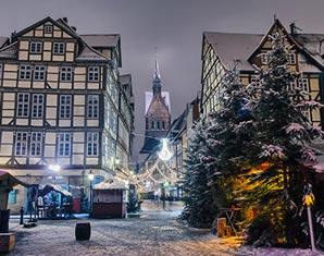 Weihnachtsmarkt Kurztrip - 1ÜN - Hannover GHOTEL hotel & living Hannover - Lebkuchen-Dessert