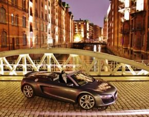 Audi R8 fahren - Mömbris 4,5 Stunden ohne Instruktor