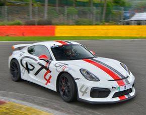Rennwagen selber fahren - Porsche Cayman GT4 - 10 Runden Porsche Cayman GT4 - 10 Runden - Circuit de Spa Franchorchamps