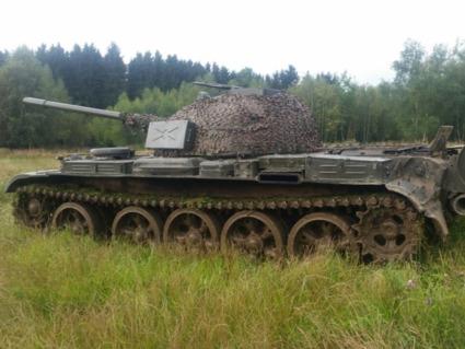 panzer fahren harz