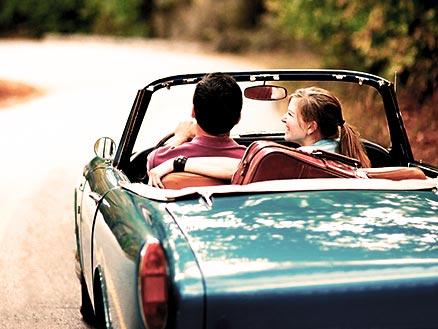 Oldtimer fahren