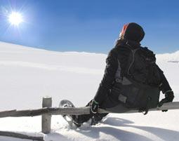 Schneeschuh-Wanderung Schliersee Tages-Tour- ca. 5 Stunden