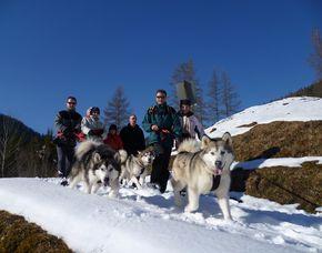 Husky-Outdoortag