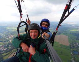 Bild Paragliding - Paragliding & Gleitschirmfliegen – Abheben ganz ohne Propeller