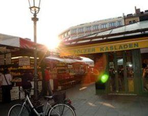 Foto-Tour Viktualienmarkt Viktualienmarkt, ca. 6-8 Stunden