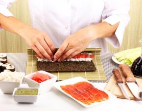 Sushi-Kochkurs   Saarbrücken inkl. Getränke